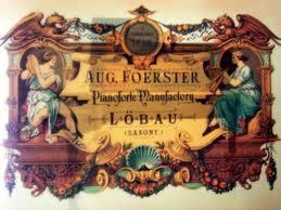 August Forster Löbau