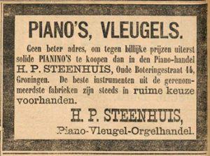 Steenhuis historie promo