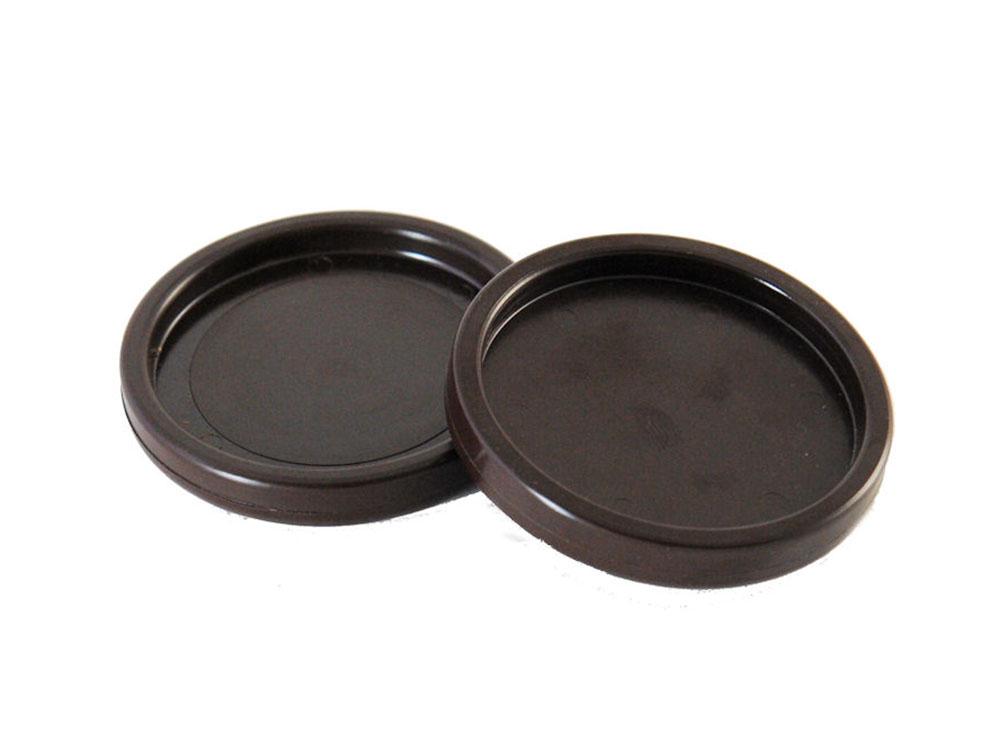 Sokkels bruin 60 mm