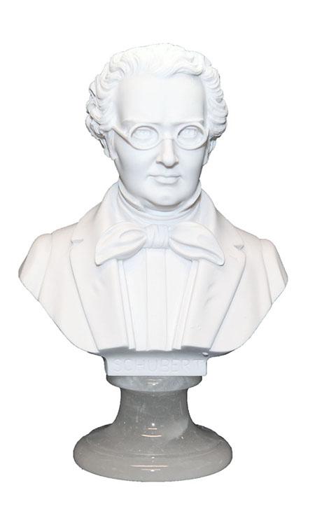 Buste Schubert 23 cm