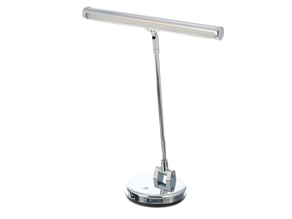Pianolamp led 15 Chroom