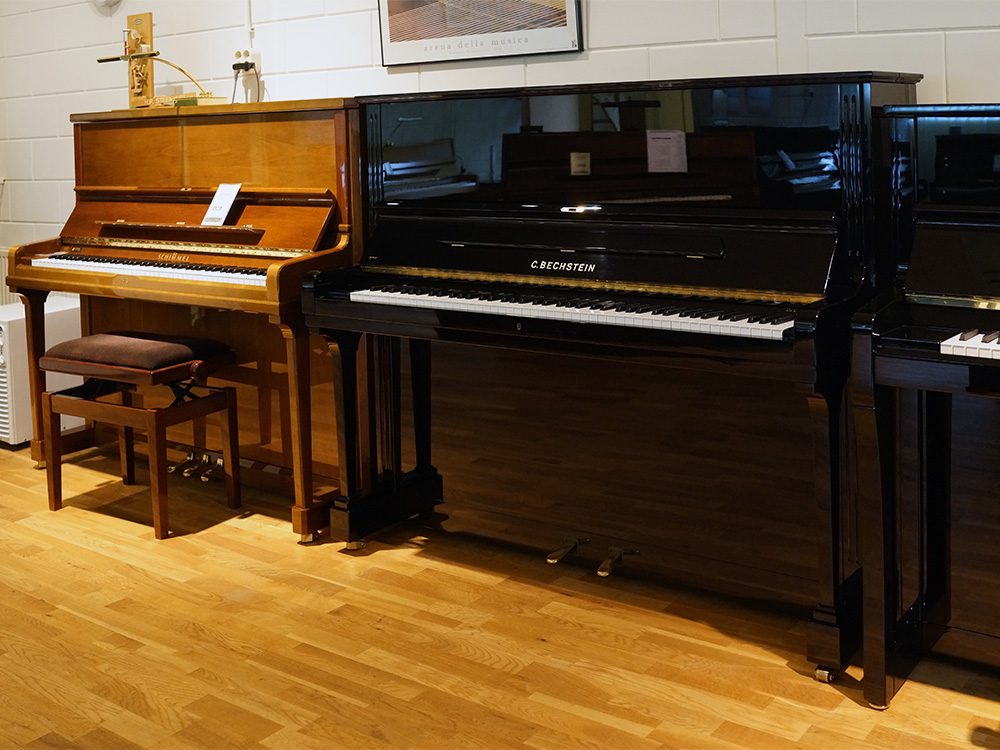 C. Bechstein Concert model 8